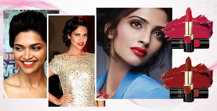 How To Select Your Red Lipstick Based On Skin Tones Undertones
