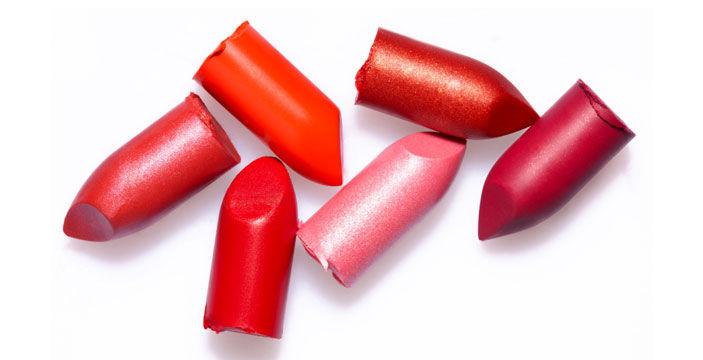 Shades Of Lipstick