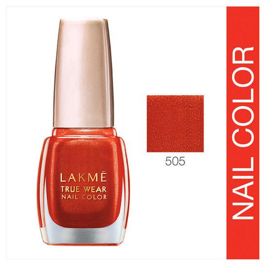 Gel Nail Polish Lakme: Buy Lakme Nail Polish Online