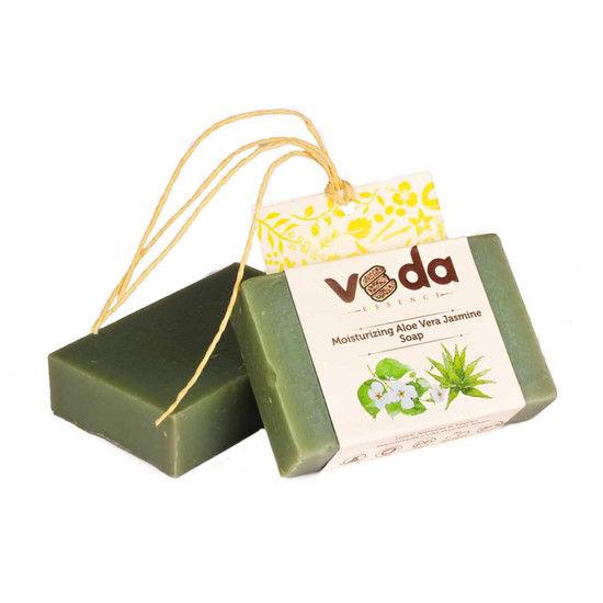 Veda Essence Moisturizing Aloe Vera Jasmine (125 G)