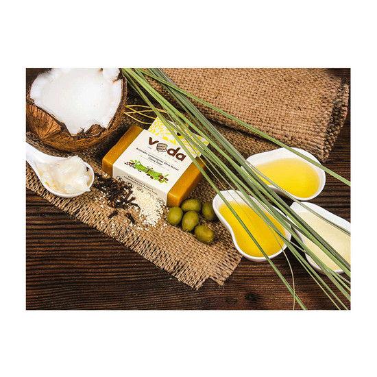 Veda Essence Aromatic Lemongrass Shea Butter Clove (125 G)