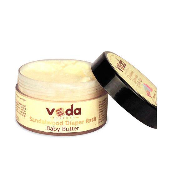 Veda Essence Sandalwood Diaper Rash Baby Butter (100 G)